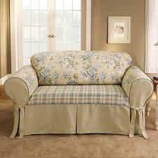 Couch Chair And Ottoman Covers by Furniture Easy To Put On And Very Comfortable To Sit With