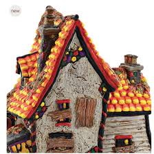 Dept 56 Halloween Village by Department 56 Halloween Sweet Trappings Cottage Christmas Store