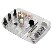 Bed Bath And Beyond Bathroom Cabinet Organizer by Cosmetic Drawer Organizer Tray Mycosmeticorganizer Com