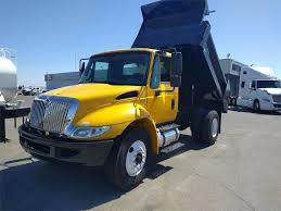 100 Single Axle Dump Truck 2014 International 4300 DT466 215HP
