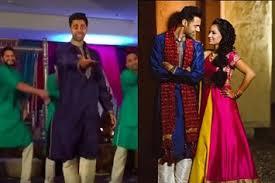 hasan minhaj danced to saajanji ghar aaye at his wedding
