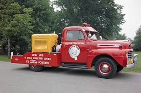 History Of Service And Utility Bodies For Trucks