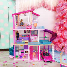 Barbie Dream House 125 X 120 Cm 360º Usable Pink InternetToys