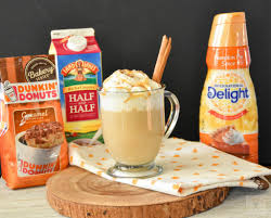 Dunkin Donuts Pumpkin Spice Latte 2017 by Caramel Coffee Cake Pumpkin Spice Latte Zesty South Indian Kitchen