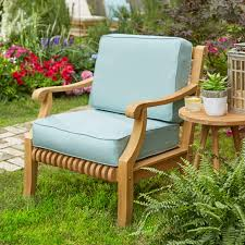 Furniture Outdoor Chair Cushion Sets Deep Seat Cushions ...