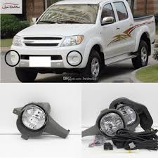 Car Fog Lights For TOYOTA HILUX VIGO 2005 2007 Clear Front Fog Lamp ... Car Fog Lights For Toyota Land Cruiserprado Fj150 2010 Front Bumper 1316 Hyundai Genesis Coupe Light Overlay Kit Endless Autosalon Pair Led Offroad Driving Lamp Cube Pods 32006 Gmc Spyder Oe Replacements Free Shipping Hey You Turn Your Damn Off Styling Led Work Tractor For Truck 52016 Mustang Baja Designs Mount Baja447002 Jw Speaker Daytime Running And Fog Lights Toyota Auris 2007 To 2009 2013 Nissan Altima Sedan Precut Yellow Overlays Tint Oracle 0608 Ford F150 Halo Rings Head Bulbs 18w Cree Led Driving Light Lamp Offroad Car Pickup