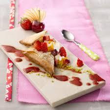 dessert aux fruits d ete croustillants de fruits d été bridelight fr