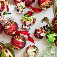 Christmas Baubles Tree Decorations