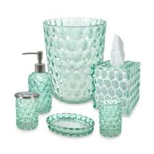 Beach Glass Bath Accessories by Crystal Ball Glass Bathroom Accessories In Aruba Give Your