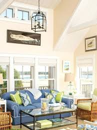 Nautical Style Living Room Furniture by Lofty Seaside Living Rooms Coastal Living Room With Ocean View