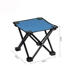 Amazon.com : Portable Folding Chairs Outdoor Picnic Camping ...