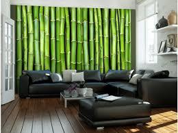 fototapete imitation einer bambuswand