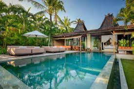 100 Absolute Beach Front 2 Bedroom Front Villa Canggu Bali