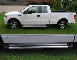Running Boards TranSender Extruded Aluminum / 80 Inch Length ... Luverne Ford Ranger Supercab 1999 3 Cab Length Polished Round Running Board Side Step Led Light Kit Chevy Dodge Gmc Truck 2015 F150 W Pro Comp Suspension Lift Kit On 20x12 Wheels Iboard Running Board Side Steps Boards Nerf Bars Ss Aobeauty Vanguard Pickup For Trucks Amp Research Official Home Of Powerstep Bedstep Bedstep2 2018 Ford F23450 Super Duty Crew Cab 5 Special Hammerhead Ford F 150 6 Black Live In Canada Avoid These Costly Pickup Truck Addons Driving In Phoenix Arizona Driven Sound And Security Marquette