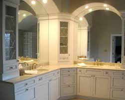 Small Bathroom Corner Vanity Ideas by Bathroom Corner Vanity Cabinets Genwitch