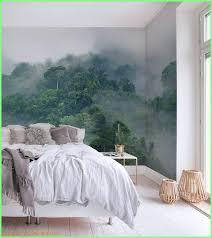 schlafzimmer ideen tapete fototapete moderne