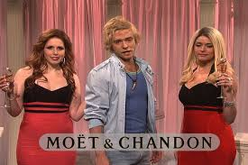 Snl Sofa King Commercial by Saturday Night Live Moet U0026 Chandon Clip Hulu