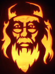 Harry Potter Pumpkin Carving Templates by 10 Free Scary Halloween Pumpkin Carving Patterns Stencils 17