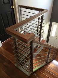 Railings — Capozzoli Stairworks Contemporary Railings Stainless Steel Cable Hudson Candlelight Homes Staircase The Views In South Best 25 Modern Stair Railing Ideas On Pinterest Stair Metal Sculpture Railings Railing Art With Custom Banister Elegant Black Gloss Acrylic Step Foot Nautical Inspired Home Decor Creatice Staircase Designs For Terrace Cases Glass Balustrade Stairs Chicago Design Interior Railingscomfortable