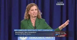 Dnc Vice Chair Salary by Democrats Replace Debbie Wasserman Schultz With Clinton U0027s Pick To