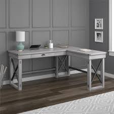 Ameriwood Desk And Hutch In Cherry by Ameriwood Furniture Altra Furniture Rustic Desk With Metal Frame