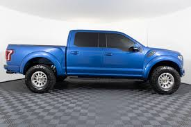 Used 2017 Ford F-150 Raptor 4x4 Truck For Sale | CARS | Pinterest ...