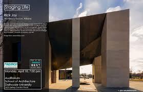 100 Rick Joy Tucson Shaping Life School Of Architecture Dalhousie University
