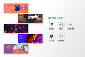 Cinzel Decorative Regular Download by 10 Facebook Cover Music Event By Wutip On Envato Elements