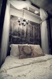 DIY Wooden Headboard Ideas: Get The Rustic Look   Decor Styles ... Headboard Headboard Made From Door Bedroom Barn For Sale Brown Our Vintage Home Love Master Makeover Reveal Elegant Diy King Size Excellent Plus Wood Wood Door Ideas Yakunainfo Old Barn Home Stuff Pinterest 15 Epic Diy Projects To Spruce Up Your Bed Crafts On Fire With Old This Night Stand Is A Perfect Fit One Beautiful Rustic Amazing Tutorial How Build A World Garden Farms Mike Adamick Do It Yourself Stories To Z Re Vamp Our New Room Neighborhood