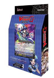 g trial deck 8 vire princess of the nether hour cardfight