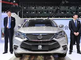 parison Lexus RX 350 Crafted Line 2015 vs BYD Tang 2016