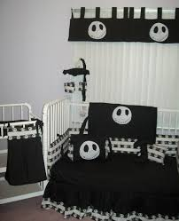 new nightmare before christmas jack baby crib bedding set custom