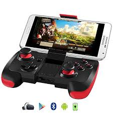 Wireless connect to any android cell phone tablet or VR headset running Bluetooth 2 0 or higher Support Android 3 2 above System