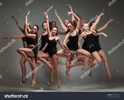 group modern ballet dancers stock photo 374796571 shutterstock