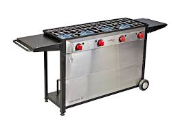 Amazon.com : Camp Chef Somerset 4- Burner BBQ Cart, Catering ... Backyard Pro Portable Outdoor Gas And Charcoal Grill Smoker Best Grills Of 2017 Top Rankings Reviews Bbq Guys 4burner Propane Red Walmartcom Monument The Home Depot Hamilton Beach Grillstation 5burner 84241r Review Commercial Series 4 Burner Charbroil Dicks Sporting Goods Kokomo Kitchens Fire Tables With Side Youtube Under 500 2015 Edition Serious Eats Welcome To Rankam