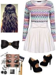 Girly Girl By Gracabc Liked On Polyvore Tomboy OutfitsGirly OutfitsCute