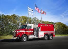 100 Custom Truck Anchorage Fire Department Tanker