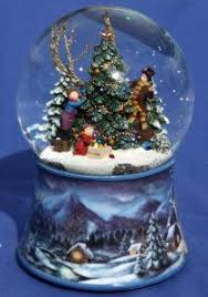 Christmas Tree Amazon Local by Snow Globes