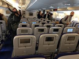 Seat Map Lufthansa Airbus A380 800 509pax