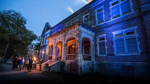 Haunted Attractions In Nj And Pa by Pennhurst The Legendary Haunted Hospital Complex Has Opened Its