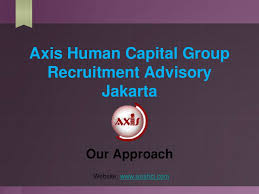 100 Axis Design Group Human Capital Recruitment Advisory Jakarta Our