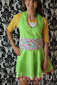 100 18 Tiny Teen Tween Vintage Style Apron Sewing Projects BurdaStylecom