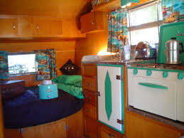Lucy Woodie Airstream Vintage Trailer GMC