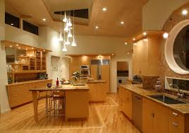 creative kitchen lighting ideas sloped ceiling m88 for your small