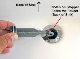 Tub Drain Assembly Diagram by Bathtub Push Drain Stopper Repair Tubethevote