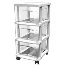 Sterilite 4 Drawer Cabinet Walmart by Ideas Sterilite 4 Drawer Cart Plastic Drawers For Clothes