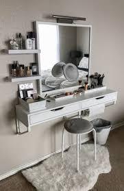 MakeupAddiction Makeup Vanity IKEA