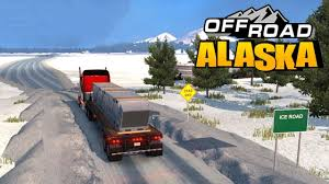 Alaskan Truck Simulator (Official Trailer) - YouTube