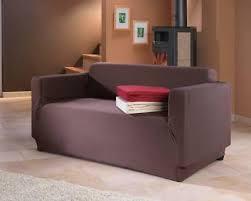 dänisches bettenlager sofa spannbezug 2 sitzer 135x160 natur
