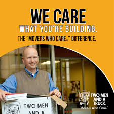 TWO MEN AND A TRUCK Two Men And A Truck Nc State Football On Twitter Buses Are Rolling We Officially Check Us Out Fox 46 Charlotte Facebook Home Two Men And A Truck Help Deliver Hospital Gifts For Kids Jackson Mi Chicks Transports For Students In Need 1128 Photos 87 Reviews Mover 4801 Movers In